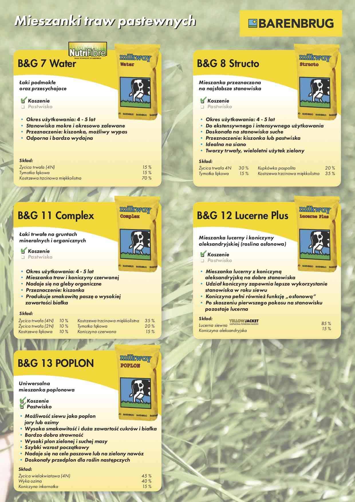 Barenbrug trawy mieszanki traw pastewnych_11.2020