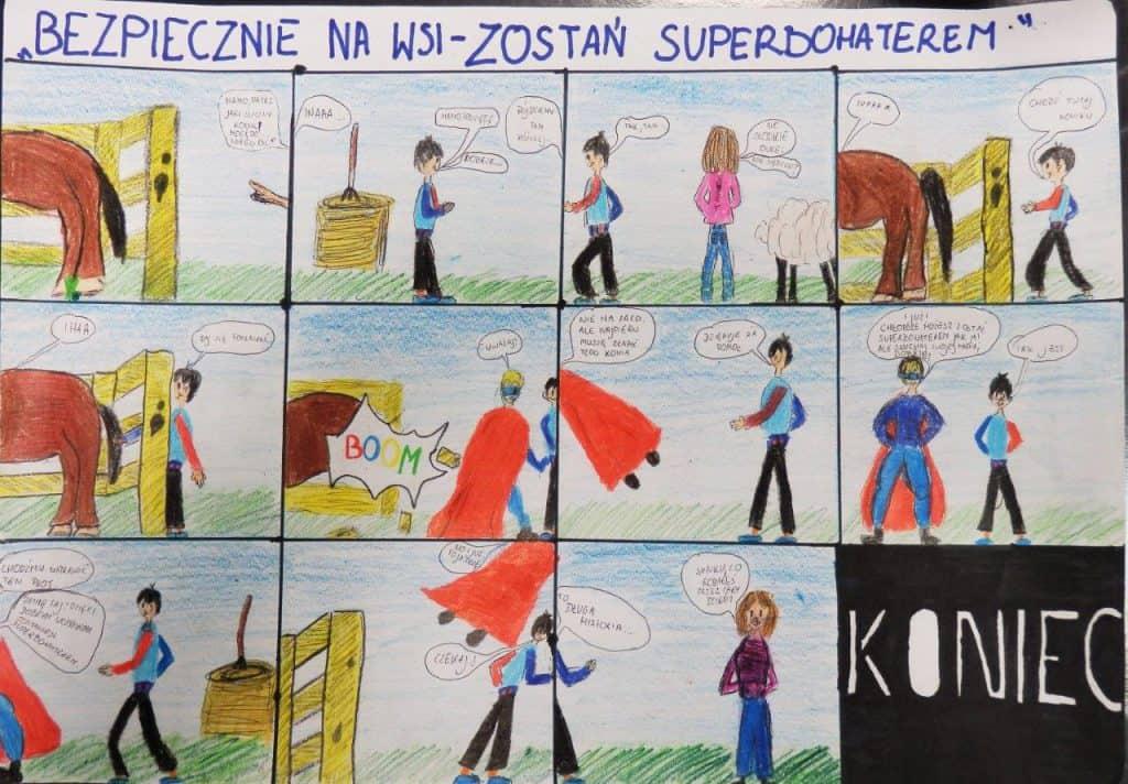 Gr II - w1 Natalia Burczyńska VI kl. SP Nr. 2 Węgrów