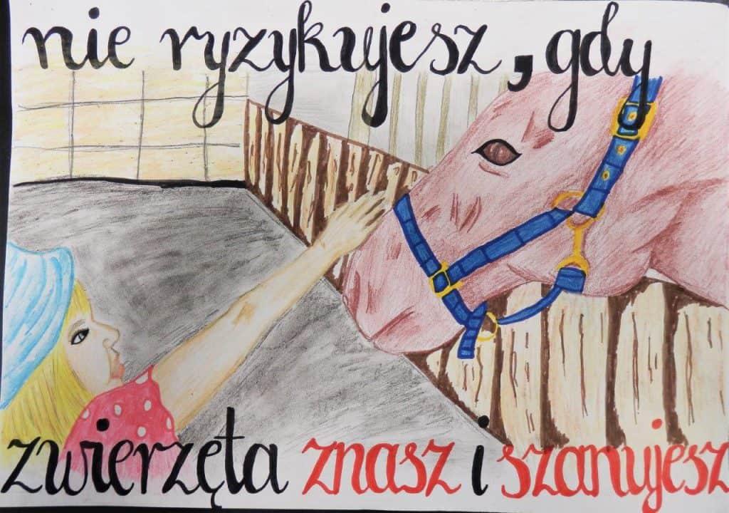 Gr II - w3 Martyna Przyborowska VIII kl. SP Ostrówek